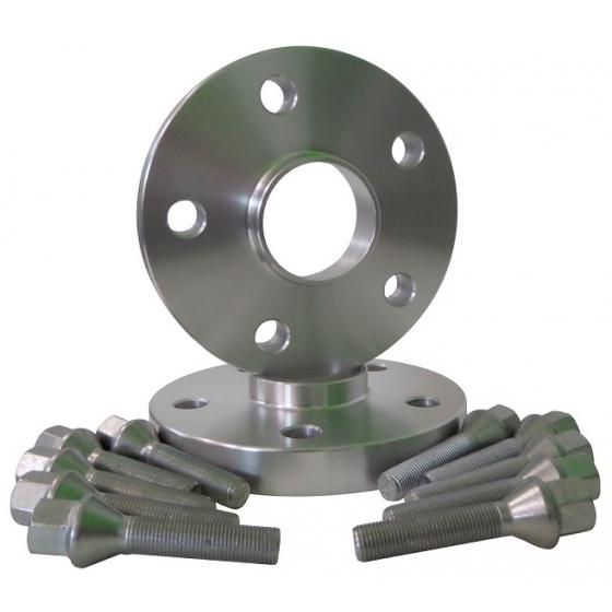 Kit de separadores 16mm 5x112 66,5 MINI