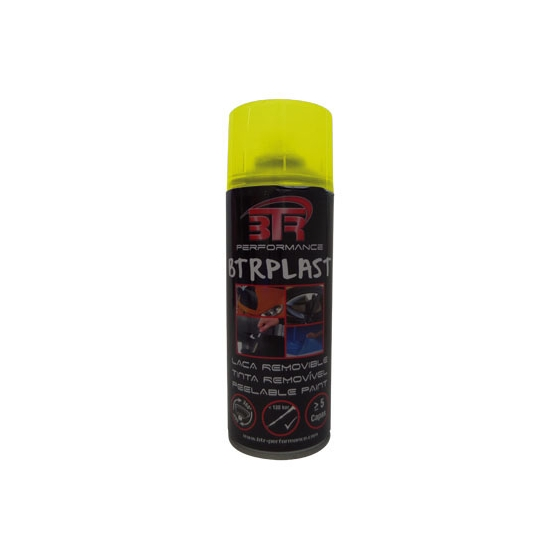 SPRAY PINTURA PLASTICA AMARILLA 400ML