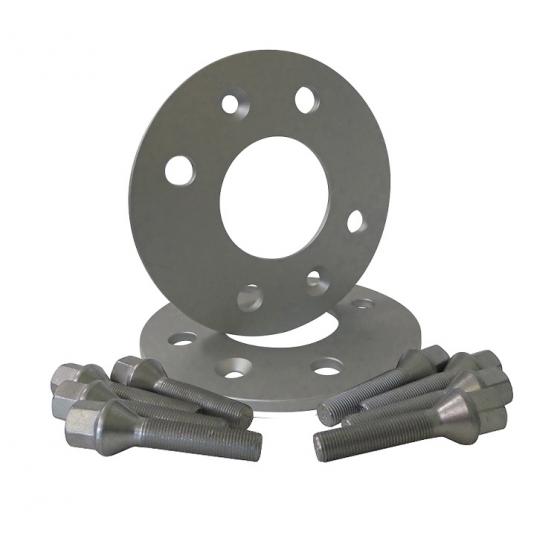 Kit de separadores 5mm 4x100 56,5 ABARTH-CHEVROLET-DAEWOO-FIAT-OPEL