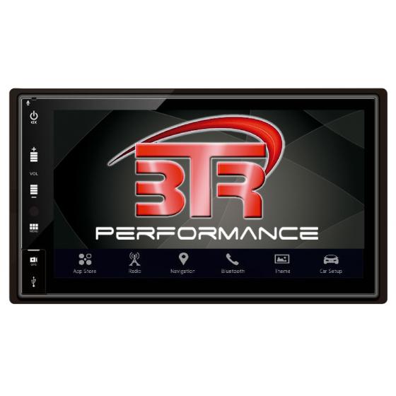 UNIVERSAL P.T. 6.5'' BT/RDS/IPOD/GPS/WIFI- S/DVD