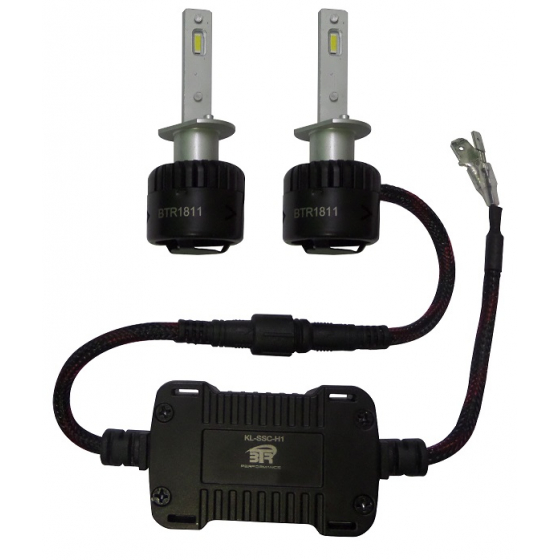 KIT DE LED H1 SUPER CANBUS 12-24V