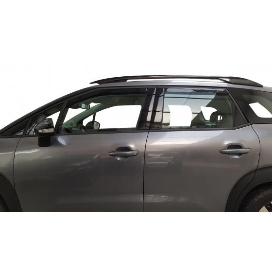JUEGO 4 DERIV. VW GOLF VII 5P 2013-