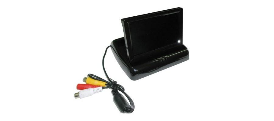 Monitor para cámara de retrovisión