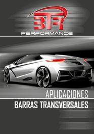 Aplicaciones BTR Barras de Techo 2015