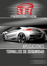 Aplicaciones BTR Tornillos Seguridad 2015